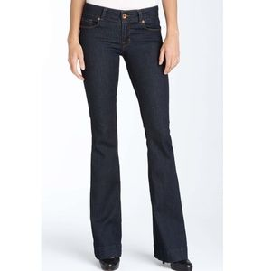 J Brand Love Story Flare Jeans in Pure
